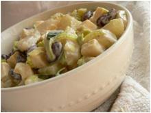 Салат из фасоли консервированной