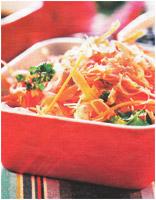 Салат из макарон рецепт