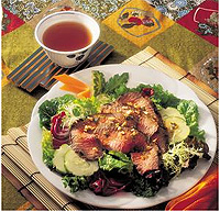 Вкусный тайский салат