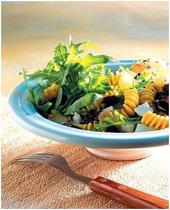 Итальянский салат с руколлой