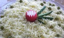 Вкусный грибной салат на каждый день