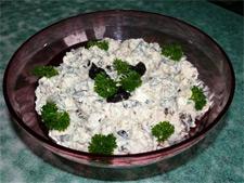 Фото рецепт салат с черносливом и сыром