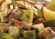 Еще один аппетитный салатик