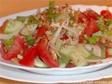 Рецепт грузинского салата фото