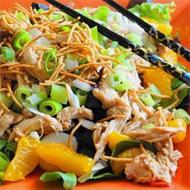Азиатский салат рецепт приготовления