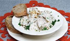 Рецепт аппетитного польского салата