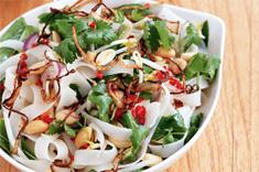 Вьетнамский салат рецепт