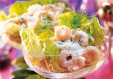 Оригинальный закусочный салат