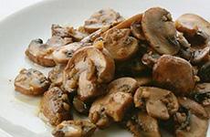 Вкусные жаренные грибочки