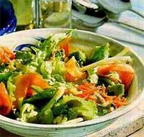 Оригинальный салат по рецепту итальянской кухни