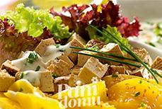 Салат с тофу рецепт приготовления