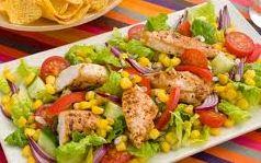 Аппетитный летний салат