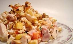 Рецепт салат дамский каприз фото