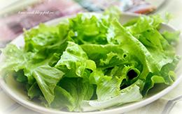 Листья салата и их полезные свойства