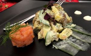 чешский салат