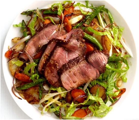 Мясо для салата